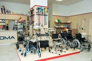 DMA – Assistive Devices