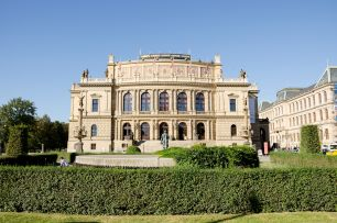 A concert, or an exhibition? No more dilemmas at the Rudolfinum