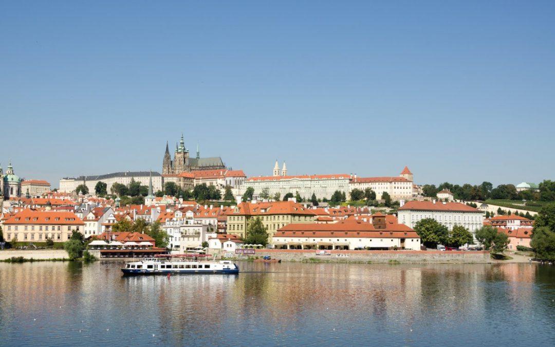 The Czechs are proud of Prague Castle