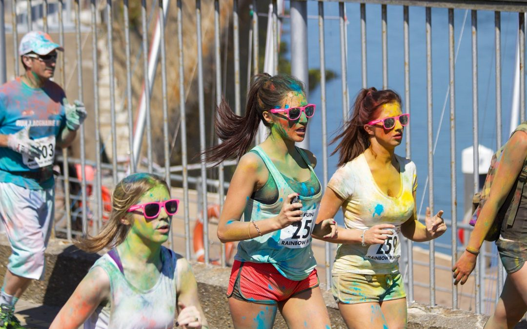 Sports for a good mood – get rainbowed!