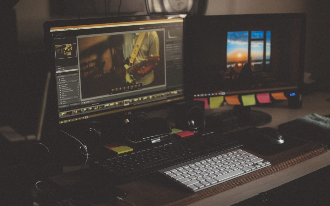 Work and play: tips on how to arrange a PC corner