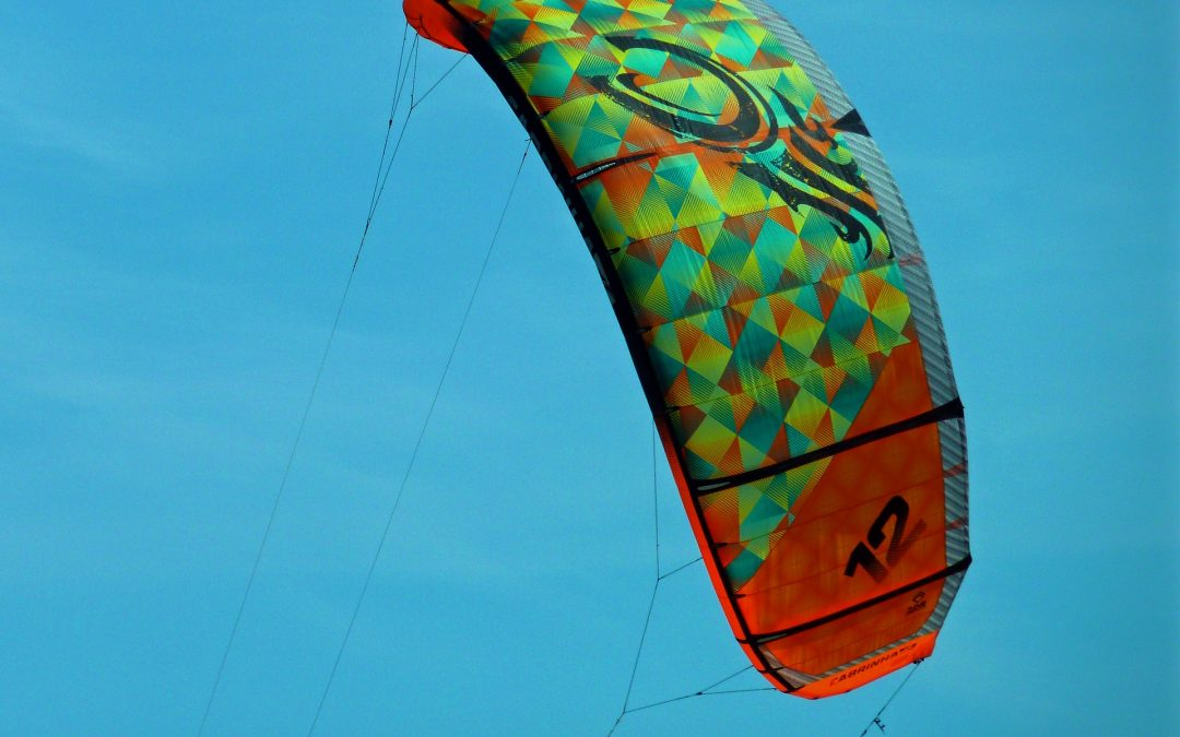 Kite landboarding in Prague – where to enjoy an adrenalin ride with a kite?