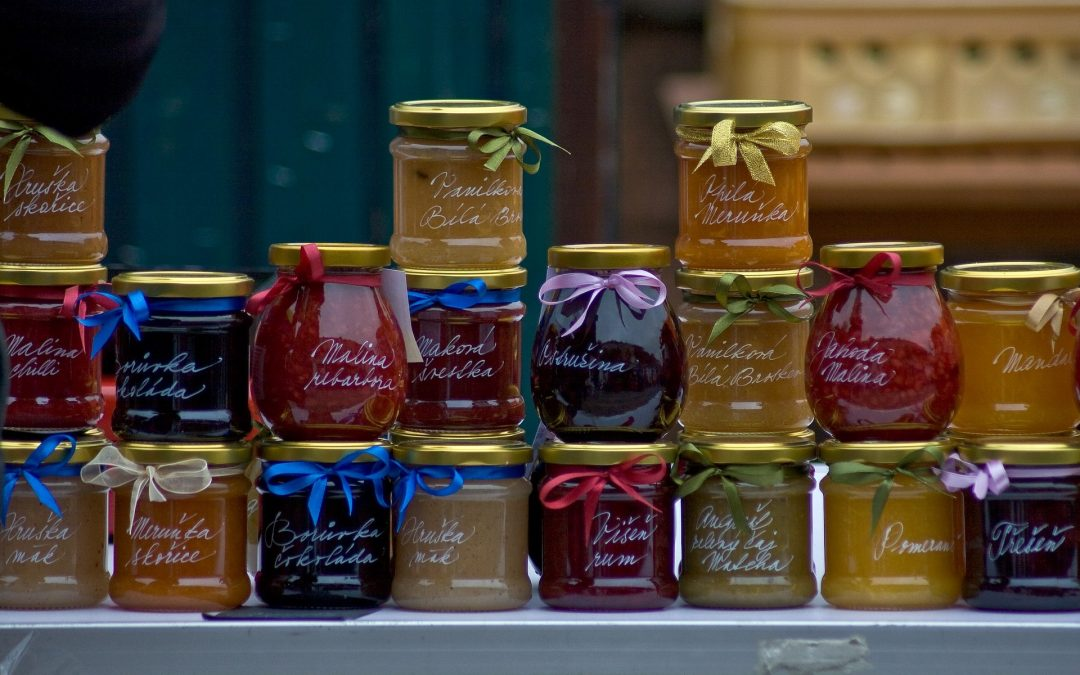 Easy home canning – even a gastro beginner can manage tasty jams